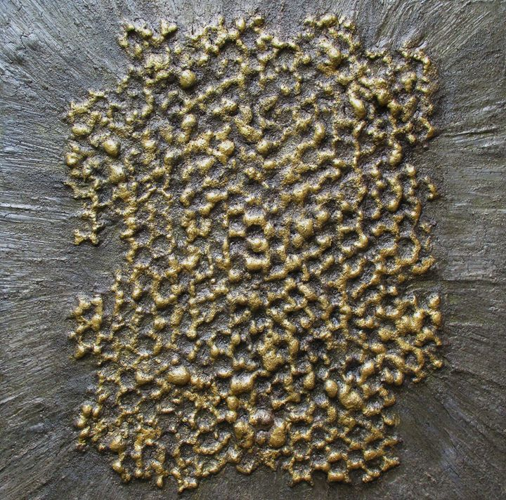 Bee Nest #390 - Textured Art Gallery