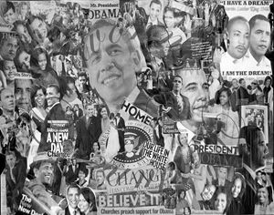 44th President Collage Moments