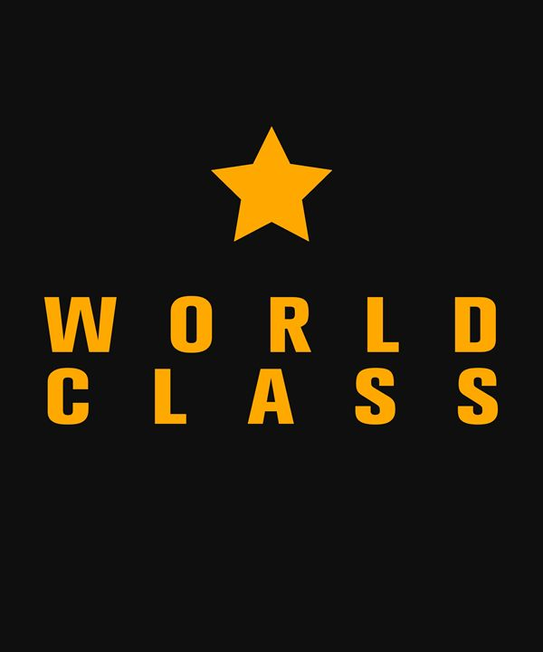 WorldClass - Lasse Bergmann Grafik