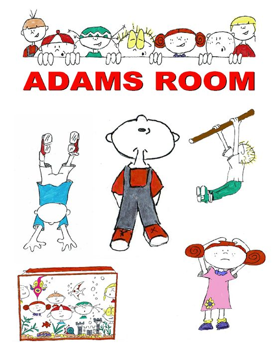 Adams Room - jamesartmuse