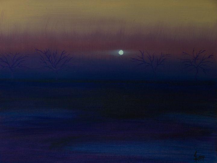 Night Divides the Day - jamesartmuse