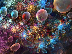 Deep Sea Flora III