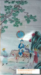 Original Chinese Painting 001