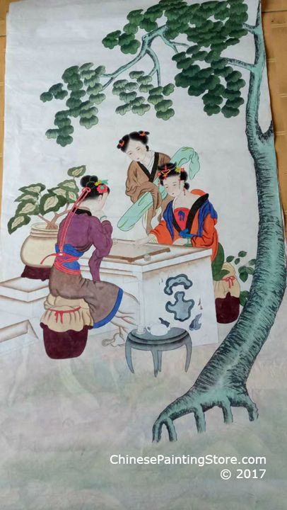 Original Chinese Painting 020 - Chinese Paintings