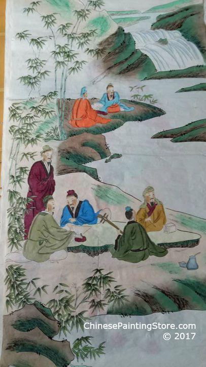 Original Chinese Painting 026 - Chinese Paintings