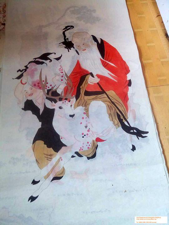 Original Chinese Painting 008 - Chinese Paintings