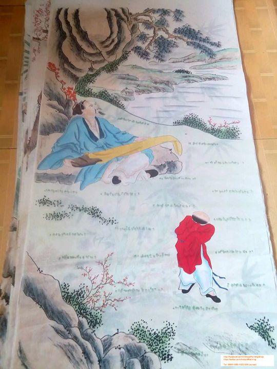 Original Chinese Painting 006 - Chinese Paintings