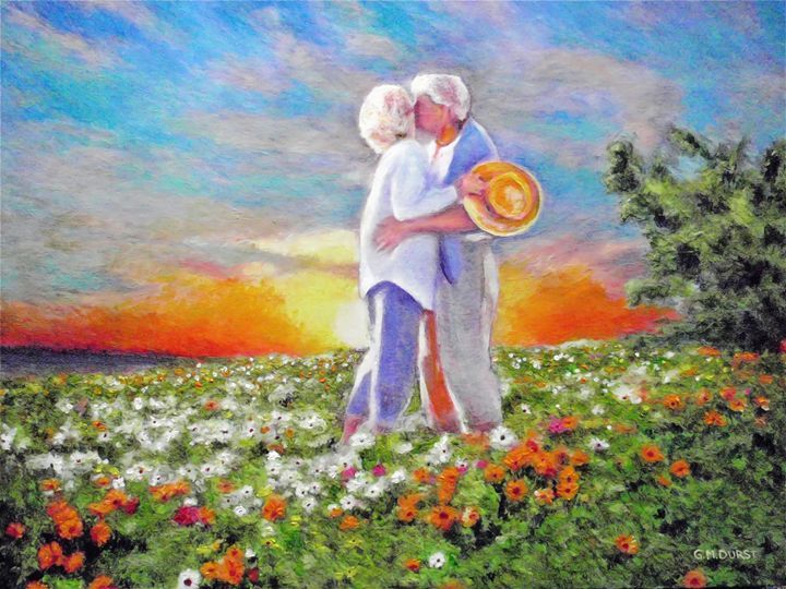 I Love You, Darling - Heartscapes by Dr. Michael Durst