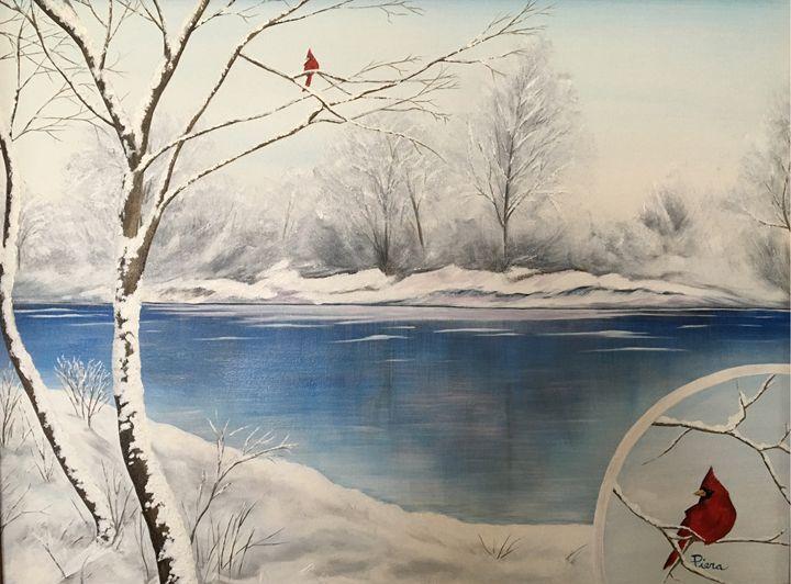 Winter Cardinal 3 - Piera Design