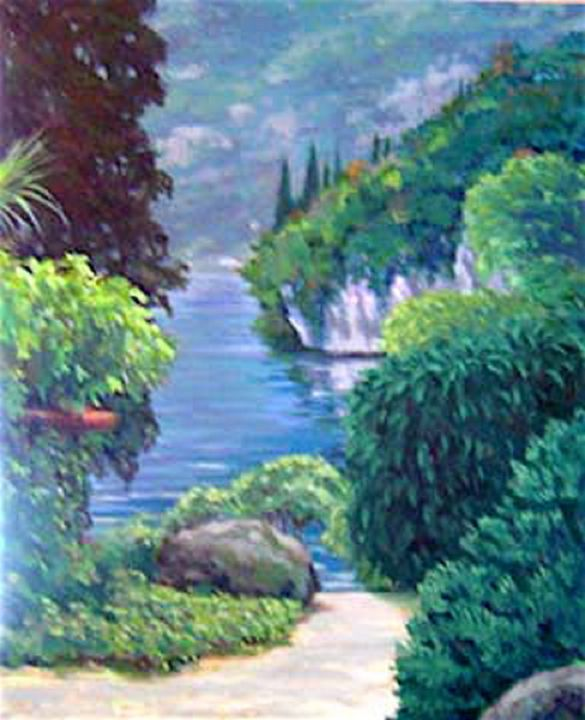 Lake Como - JJ and Son Gallery