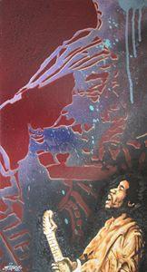 Jimi Hendrix Universe - Nicholas Ganz