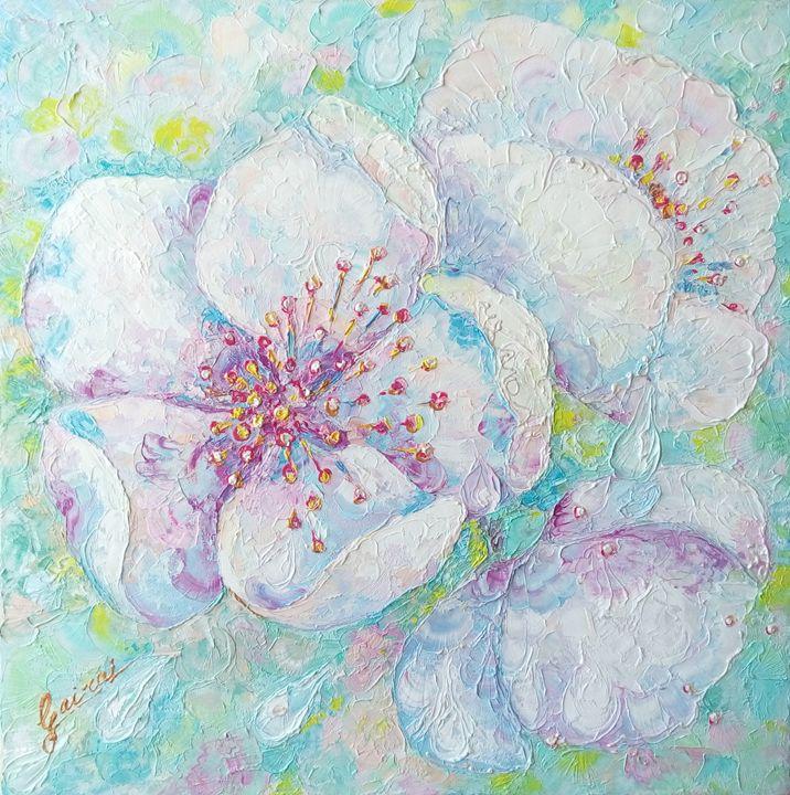 """""""Spring"""" - Halyna Luzhevska (Gairai)"""