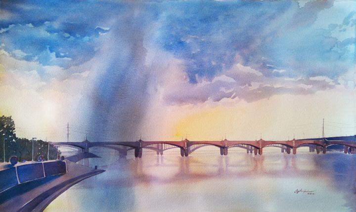 Tempe Pluviophile - Suzys Art