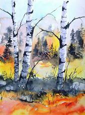 Jim Lagasse Watercolorist