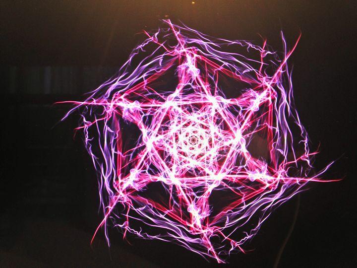 STAR OF DAVID - Tirzah Fujii