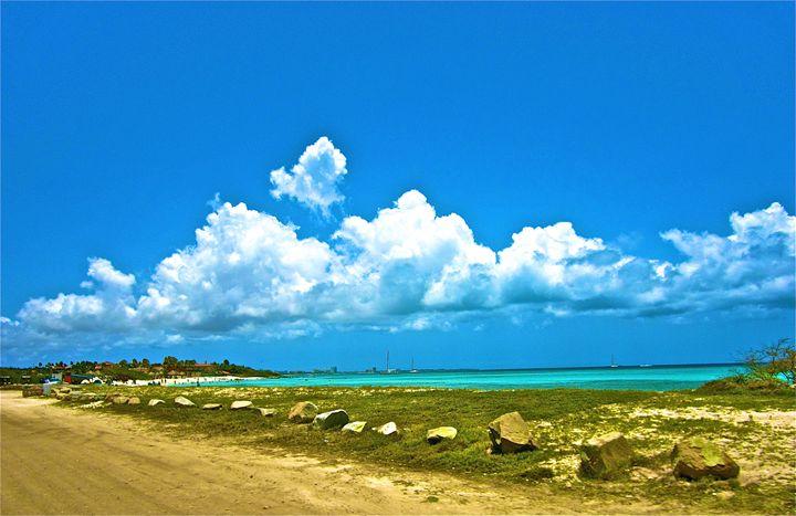 BEAUTIFUL ISLAND ESCAPE - Tirzah Fujii
