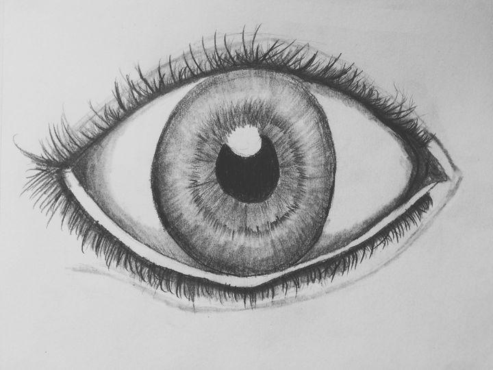 Eyesolation - Pencil & Paper