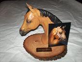 Unique hand painted horses