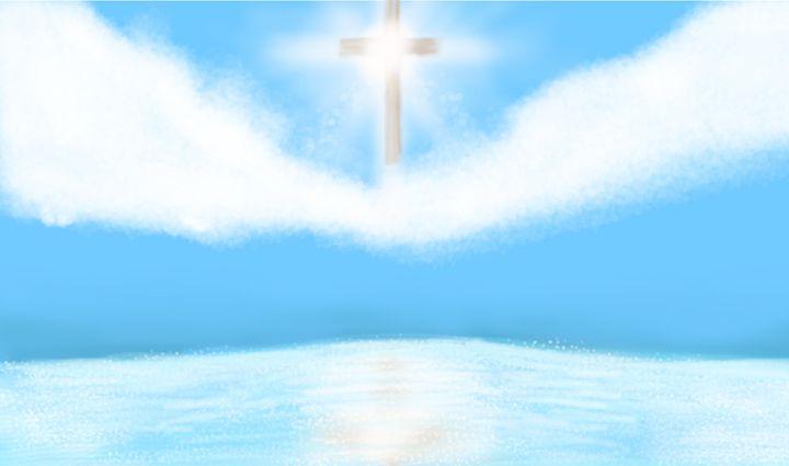 Jesus is Lord - Rogers Art