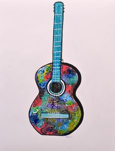 Guitar I from Series Rock On Modern