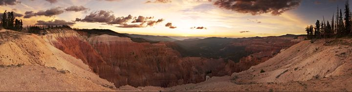 Sunset At Cedar Breaks - SonyaMariePhotography