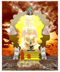 The Gate to  Nirvana
