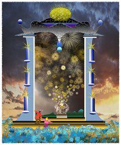 at the Gate of  Awakening
