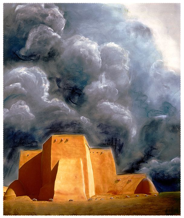 Storm  Church - holyhollys