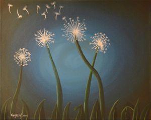 Wish Upon A Dandelion