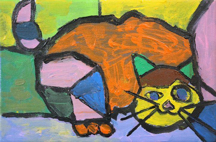 Fat cat - Ninhart Vu