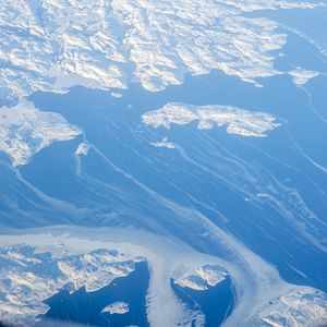 Aerial Ice, Snow 'n Sea