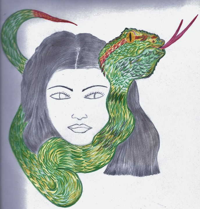 Snake Love - Nicole Burrell