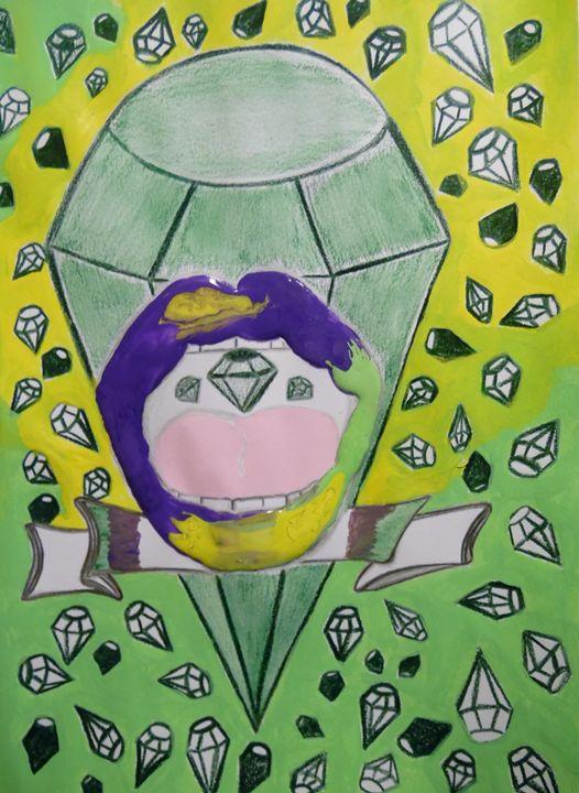 Diamond Lips - Nicole Burrell