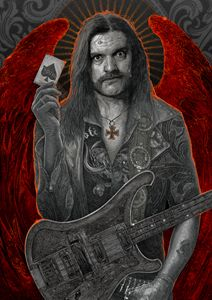 The Only Card I Need - Lemmy Tribute