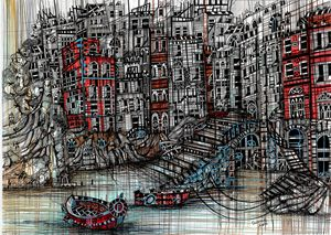 Blurred Lines. - Maria Susarenko