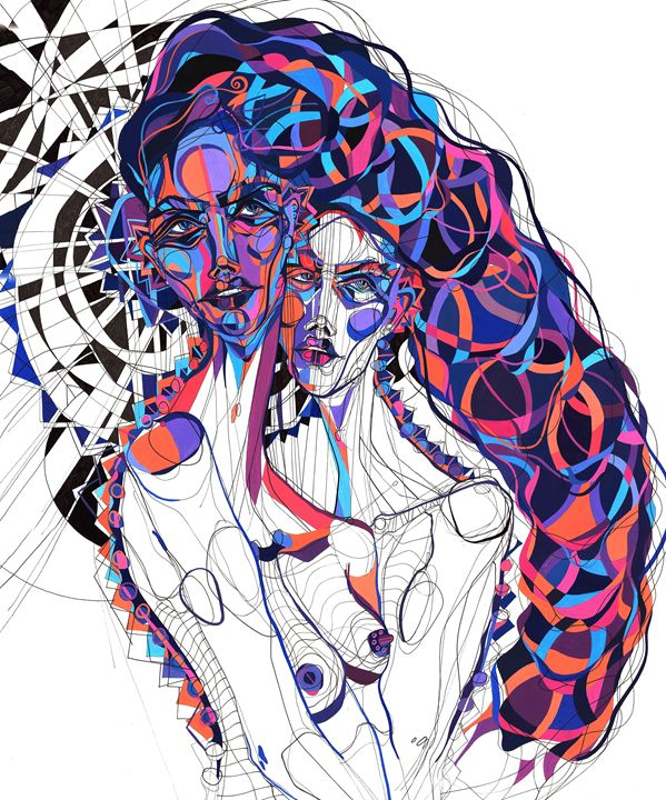 Deep Space - Maria Susarenko