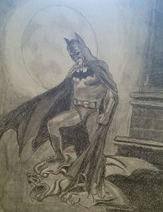 Guarded by Batman
