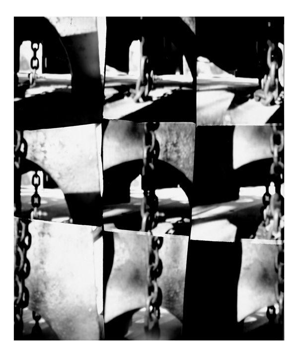 Chain - Pinhole Camera - CJN - Art & Photography
