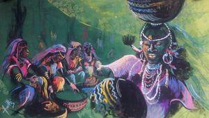 fulanis art cculture