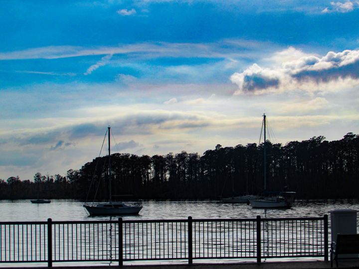 Washington NC Waterfront - It's Moore Than Photography