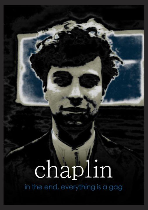 Charlie Chaplin - Adv