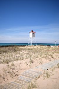 Ludington State Park Watchtower