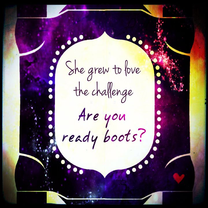 Are You Ready Boots? - SpaceyQT Designs