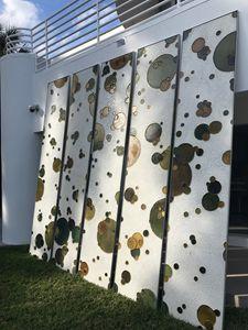 5 Boprae Sculptural Art Panels
