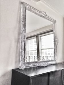 Mirror by Ultra Violet 57x57x4.5 in