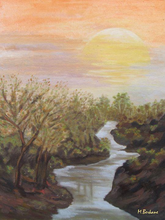 Paysage - Berkan'Art