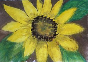 Kitchen Sunflower