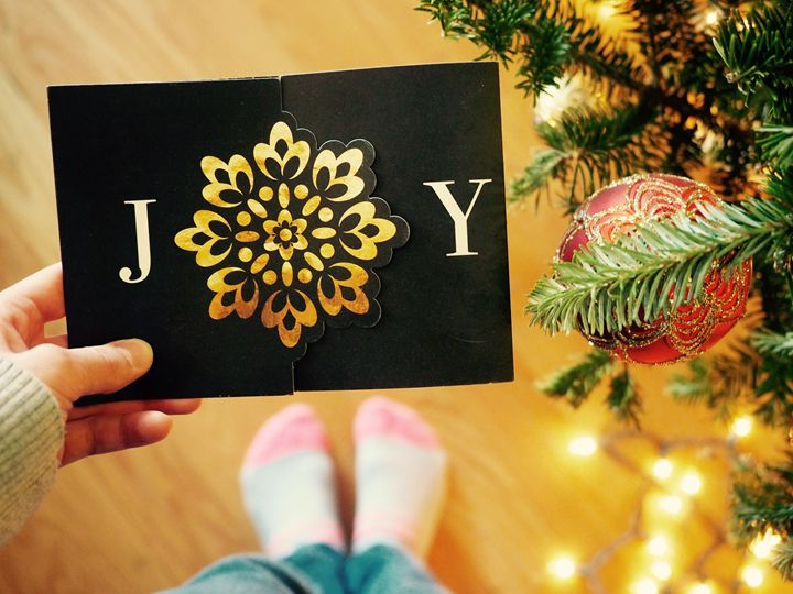 Christmas Card - Liana