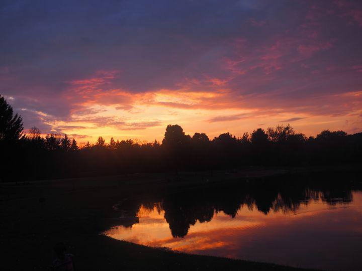 Sunset - Liana