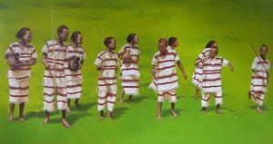 Traibal dance by Muluken Debebe